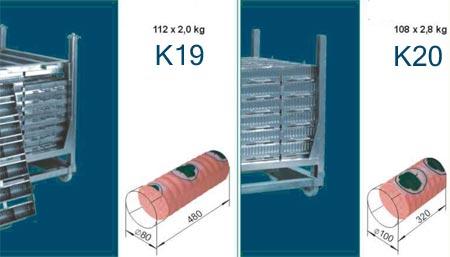 Press Tower K 19 и К 20