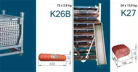 Press Tower K 26 и К 27