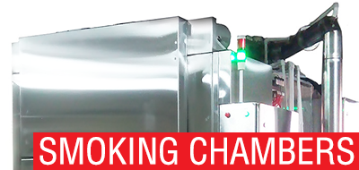 Automatic Smoking Chambers for COLD and HOT smoking