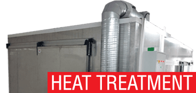 Heat Chambers, Equipment for fish heat treatment