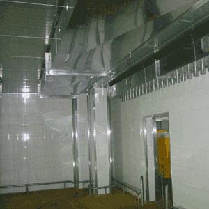 defroster, defrosting process