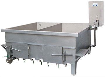 Fish defrosting machine FDM-1