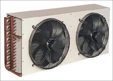 Condenser air cooling