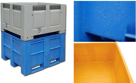 Fish Containers tanks