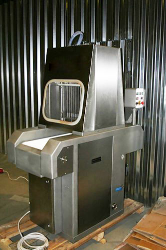 machine for salting