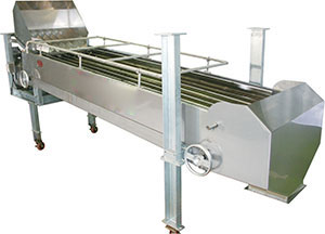 Automatic sorting machine