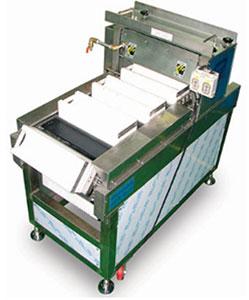 Electric Slicer for slicing unrefined fish ESF-7
