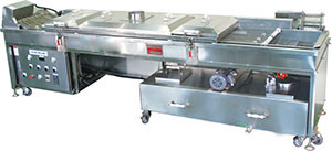 Auto Frying Machine AFM-3200, AFM-2000