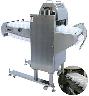 Head Cutter Gutting Machine