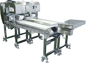 Squid tentacle processing machine SBO-9