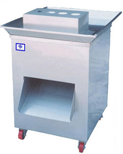 Slicer for slicing straw