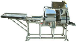 Squid Filleting Machine