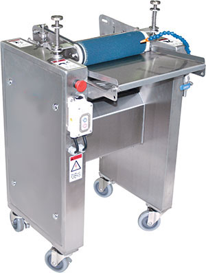 Squid Skinning Machine