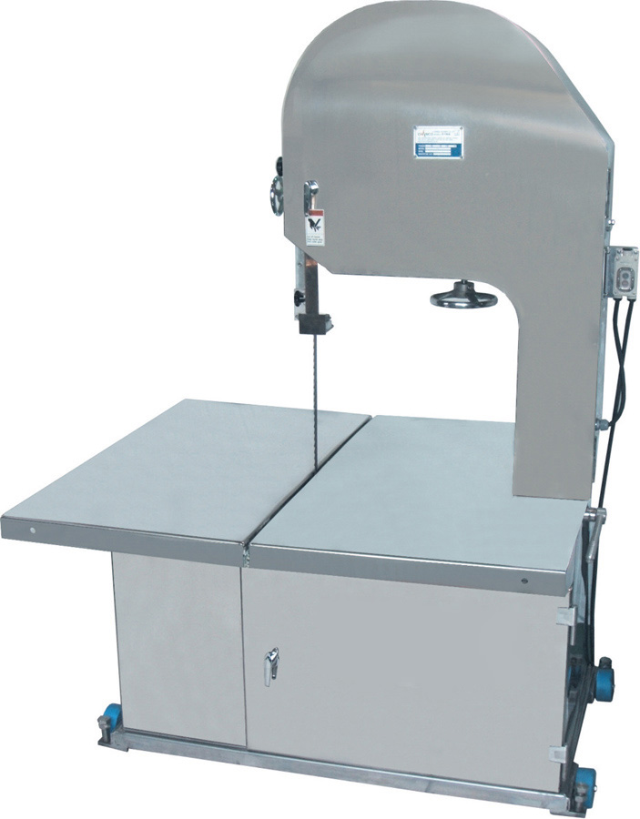 Big Size Band Saw Machine. Meat cutting band saw. Industrial band saw