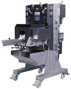 Filleting machine for salmon breeds FML-80