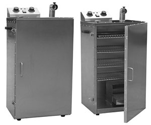 Meat smoking equipment