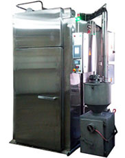 Smoking Chambers for COLD and HOT smoking