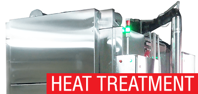 Meat heat treatment equipment
